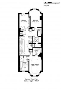SECOND FLOOR PLAN <BR>CLICK TO VIEW LARGER