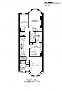 THIRD FLOOR PLAN <BR>CLICK TO VIEW LARGER